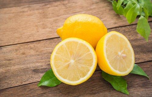 Limon para callos