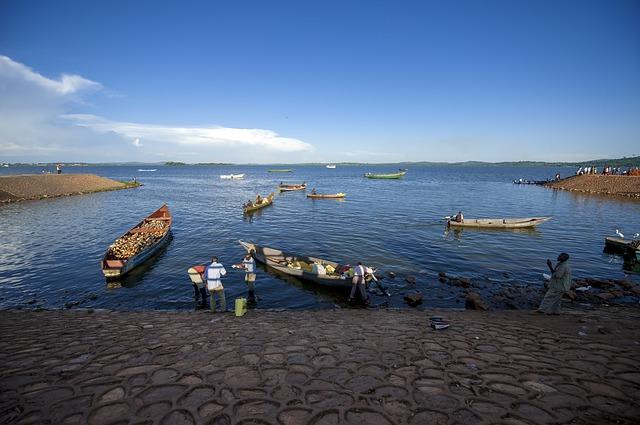 Los tres lagos más grandes del mundo-lago victoria