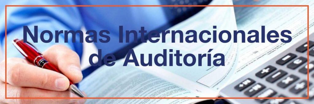 Normas Internacionales De Auditoría Nia Que Son Estructura