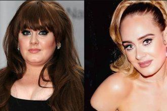 Adele adelgaza 40 kilos