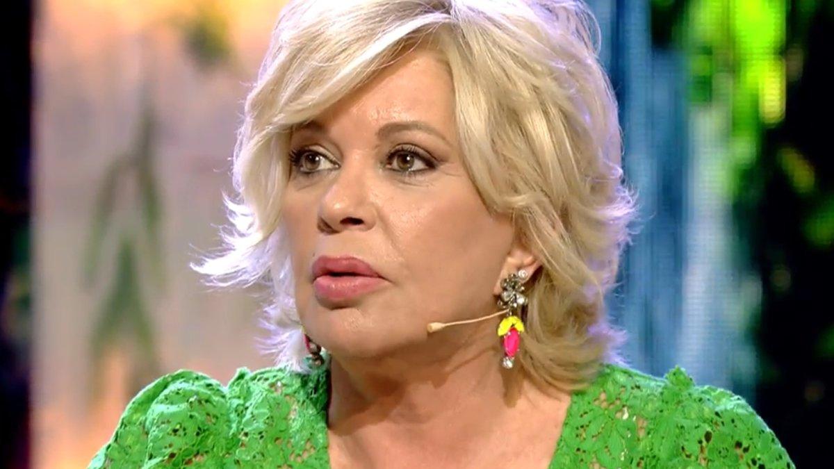 Barbara Rey Supervivientes