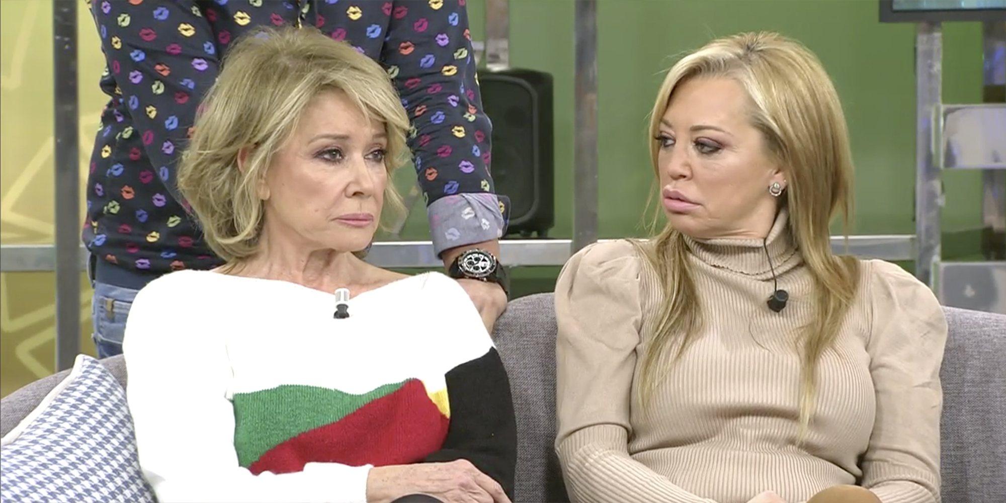 Belén Esteban y Mila, brutal engaño