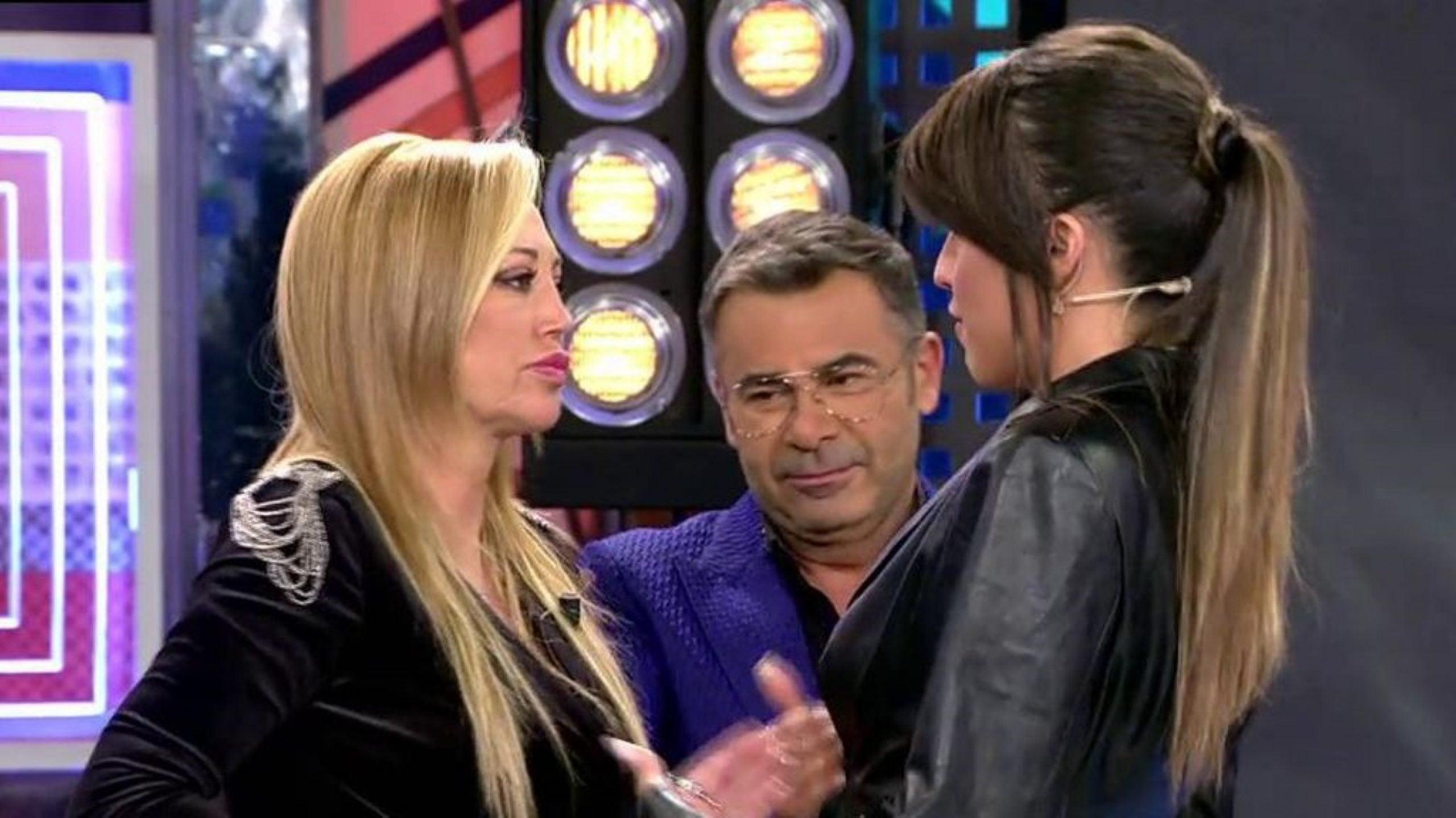 Belen, Sofía y Adara Bronca