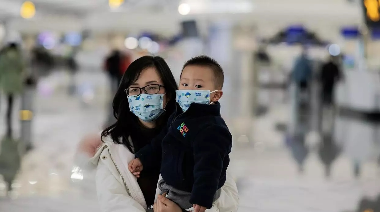 Coronavirus Chinos Mascarilla