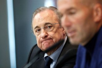 Florentino Perez 400 Millones