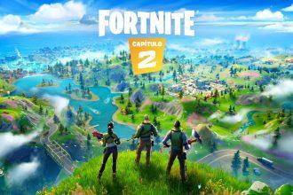 Fortnite Unreal Engine 4