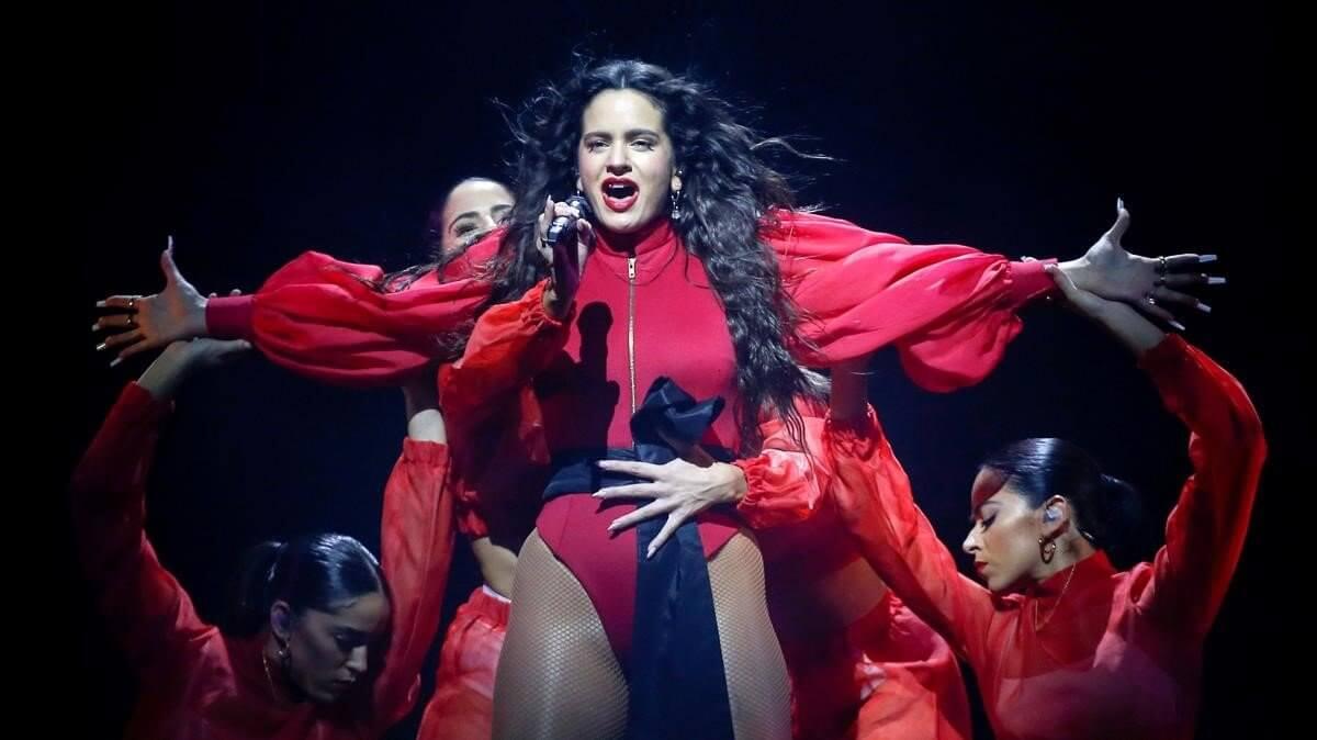 Rosalía Eurovisión