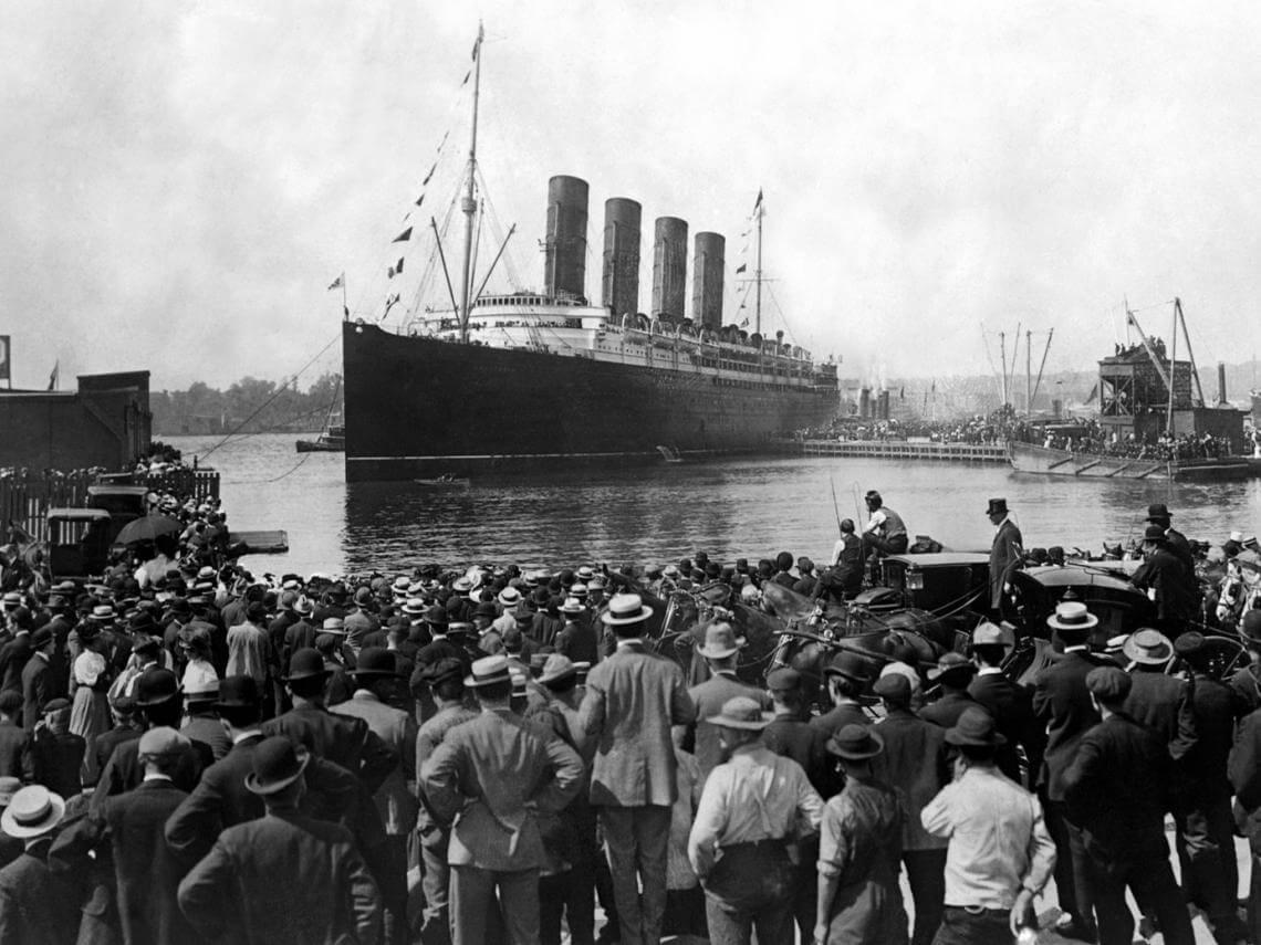 Titanic Submarino