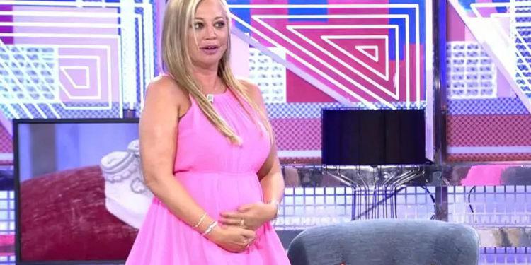 Belén Esteban Embarazada Portada