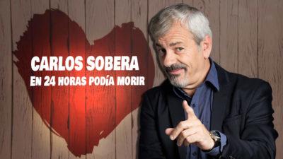 Carlos Sobera 24 Horas Portada