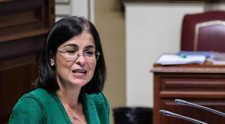 Carolina Darias Coro