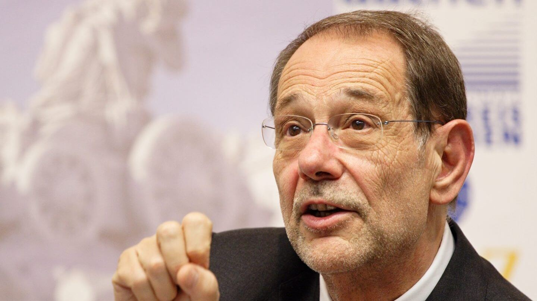 Javier Solana Coro