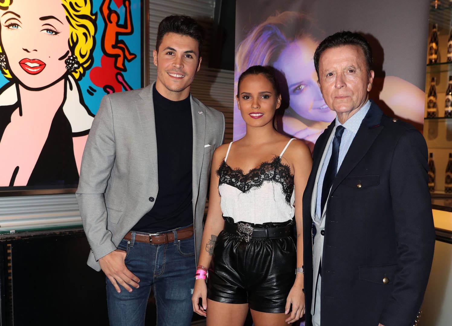 Kiko Jiménez y Golia Camila 1