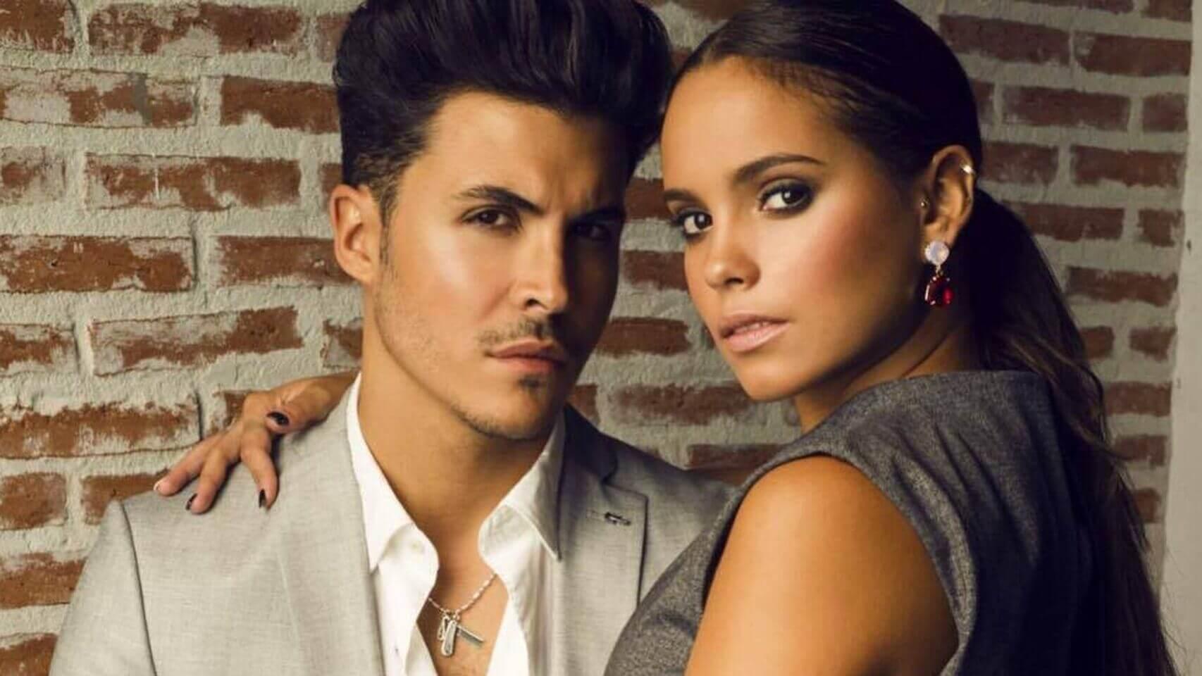 Kiko Jiménez y Golia Camila 2