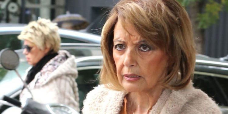 María Teresa Campos Hundida Portada
