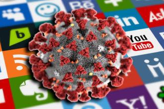 Redes Sociales Coronavirus Portada
