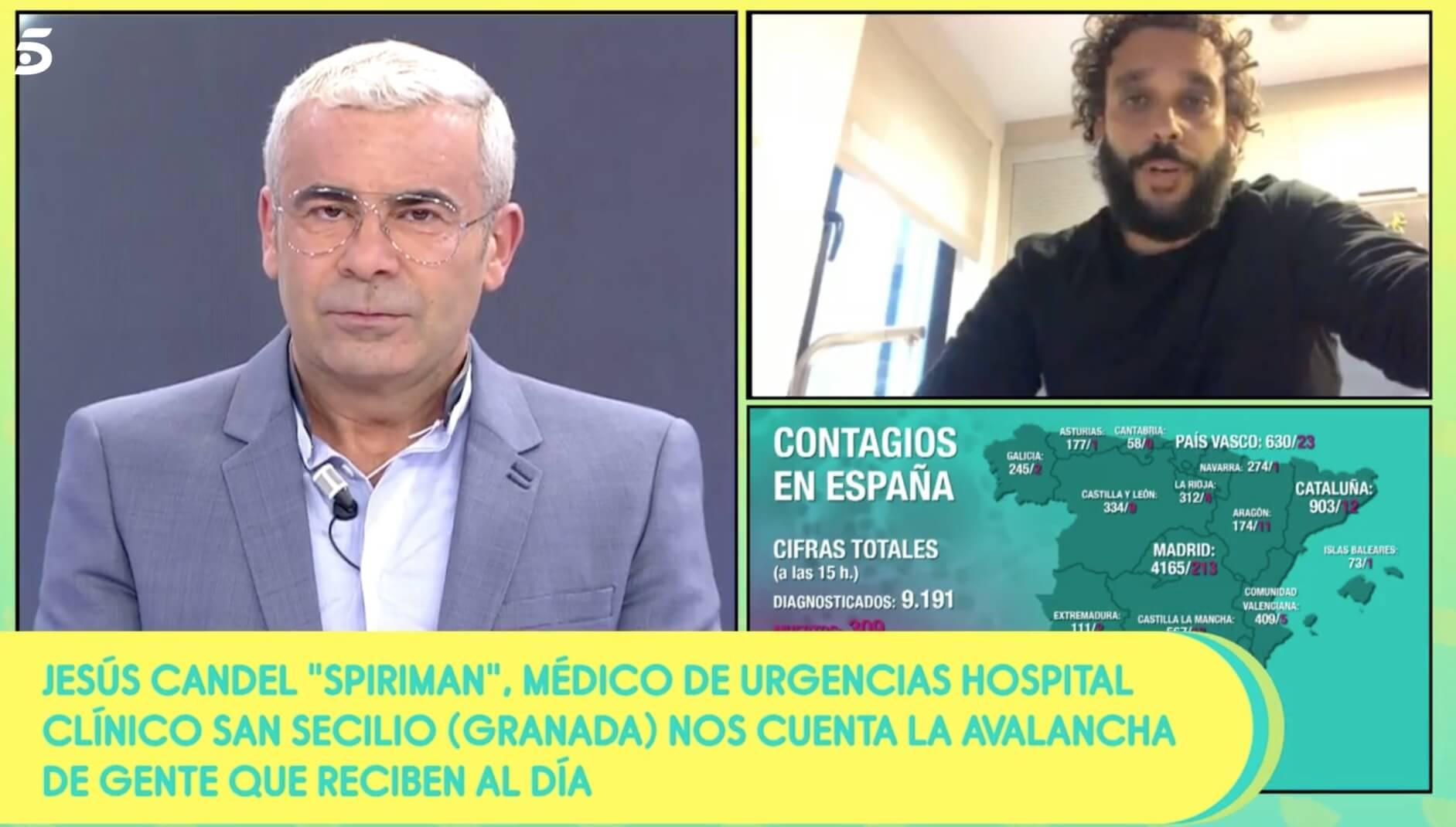 Spiriman Jorge Javier 1