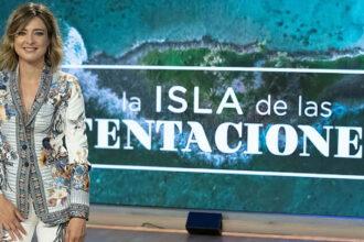 La Isla de las tentaciones 2 Sandra Barneda