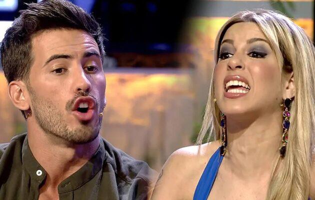Oriana Marzoli e Iván González-HemisferioZero